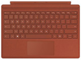 【10/23発売予定】 【純正】Surface Pro タイプ カバー ポピーレッド FFP-00119