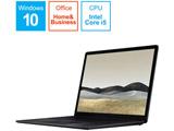 SurfaceLaptop3 ノートパソコン VPT-00032 ブラック [13.5型 /intel Core i5 /SSD:256GB /メモリ:16GB /2020年3月モデル]