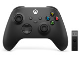 Microsoft(マイクロソフト) 1VA-00005 Xbox ワイヤレス コントローラー + ワイヤレス アダプタ for Windows 10   [Bluetooth・USB /Windows・Android]