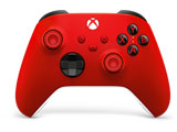 【純正】Xbox ワイヤレス コントローラー(パルス レッド) QAU-00015
