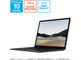 Surface Laptop 4(サーフェス ラップトップ 4)  ブラック 5W6-00043 [15.0型 /AMD Ryzen 7 /SSD:512GB /メモリ:8GB /2021年4月モデル]