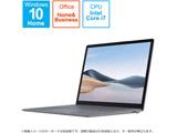 Surface Laptop 4(サーフェス ラップトップ 4)  プラチナ 5EB-00050 [13.5型 /intel Core i7 /SSD:512GB /メモリ:16GB /2021年4月モデル]