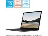 Surface Laptop 4(サーフェス ラップトップ 4)  ブラック 5IM-00016 [15.0型 /intel Core i7 /SSD:512GB /メモリ:16GB /2021年4月モデル]