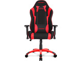 AKRacing Wolf Gaming Chair (Red) WOLF-RED ゲーミング・オフィスチェア(レッド)  [AKR-WOLF-RED]【ゲーミングチェアー】