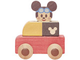 Disney KIDEA PUSH CAR[ミッキー]