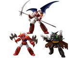 スーパーミニプラ 真(チェンジ!!)ゲッターロボ Vol.2 3個セット