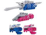 騎士竜戦隊リュウソウジャー 騎士竜シリーズ02&03 DXトリケーン&アンキローゼ