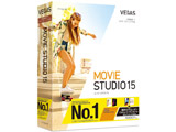 〔Win版〕 VEGAS Movie Studio 15 [Windows用]