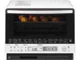 日立(HITACHI) 過熱水蒸気オーブンレンジ 「ヘルシーシェフ」(31L) MRO-VS8-W ホワイト MRO-VS8