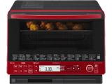 過熱水蒸気オーブンレンジ 「ヘルシーシェフ」(31L) MRO-VS8-R レッド MRO-VS8