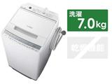 洗濯機   BW-V70F-W [洗濯7.0kg /上開き]