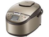 炊飯ジャー(5.5合炊き)  ライトブラウン RZ-G10DM-T [5.5合 /圧力IH]