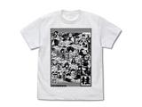 【店頭併売品】 鬼滅の刃 柱 Tシャツ/WHITE-L