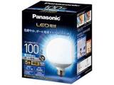 調光器非対応LED電球 (ボール電球形・全光束1370lm/昼光色相当・口金E26) LDG11D-G/95/W