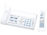 パーソナルファクス(子機1台付き) KX-PZ510DL-W W