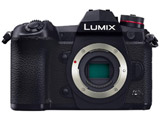 LUMIX G9 PRO【ボディ(レンズ別売)】DC-G9-K(ミラーレス一眼カメラ)