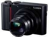 LUMIX DC-TX2 ブラック 大型センサー搭載デジタルカメラ ルミックス
