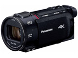 SD対応 64GBメモリー内蔵4Kビデオカメラ HC-WXF1M ブラック