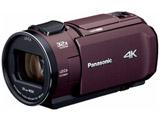 【在庫限り】 SD対応 64GBメモリー内蔵4Kビデオカメラ HC-VX1M ブラウン