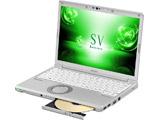 【在庫限り】 ノートパソコン CF-SV73FRQR シルバー [12.1型 /intel Core i7 /SSD:512GB /メモリ:8GB /2018年6月モデル]