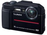コンパクトデジタルカメラ LUMIX(ルミックス) DC-FT7(ブラック) DC-FT7-K ブラック [防水+防塵+耐衝撃]