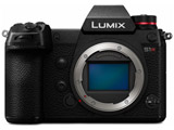 DC-S1R-K ミラーレス一眼カメラ LUMIX S1R ブラック [ボディ単体]