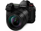 DC-S1RM-K ミラーレス一眼カメラ 標準ズームSレンズキット LUMIX S1R ブラック [ズームレンズ]