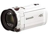 HC-VX992M-W ビデオカメラ ピュアホワイト [4K対応]