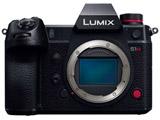 DC-S1H-K ミラーレス一眼カメラ LUMIX S1H  ブラック [ボディ単体]