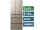 【10/30発売予定】【基本設置料金セット】 冷蔵庫 NR-F655HPX-N アルベロゴールド 【買い替え10000pt】
