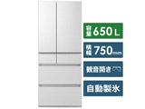 【基本設置料金セット】 冷蔵庫 NR-F655HPX-W アルベロホワイト 【買い替え10000pt】
