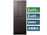 【基本設置料金セット】 冷蔵庫 NR-F605HPX-T アルベロダークブラウン 【買い替え10000pt】