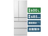 【基本設置料金セット】 冷蔵庫 NR-F605HPX-W アルベロホワイト 【買い替え10000pt】