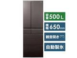 【10/30発売予定】【基本設置料金セット】 冷蔵庫 NR-F505HPX-T アルベロダークブラウン 【買い替え10000pt】