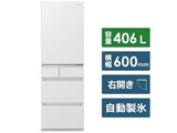 【基本設置料金セット】 冷蔵庫 NR-E415PV-W スノーホワイト 【買い替え5000pt】
