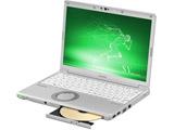 モバイルノートPC レッツノート CF-SV8KDRQR シルバー [Win10 Pro・Core i5・12.1インチ・Office付き・SSD 512GB・メモリ 8GB]