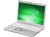 モバイルノートPC レッツノート CF-SV8KDWQR シルバー [Win10 Pro・Core i5・12.1インチ・Office付き・SSD 256GB・メモリ 8GB]