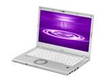 【在庫限り】 モバイルノートPC Let's note LVシリーズ CF-LV8FDCQR シルバー [Win10 Pro・Core i5・14.0インチ・Office付き]