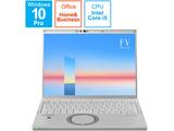 モバイルPC  シルバー CF-FV1FDSQR [14.0型 /intel Core i5 /SSD:256GB /メモリ:16GB]
