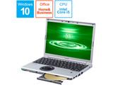 ノートパソコン CF-SV9NDMQR シルバー&ブラック [12.1型 /intel Core i5 /SSD:256GB /メモリ:16GB /2020年01月モデル]
