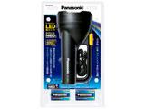 乾電池エボルタNEO付き ワイドパワーLED強力ライト   BF-BS05N-K [LED /単1乾電池×4 /防水]