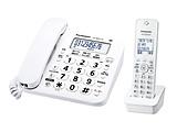 Panasonic(パナソニック) コードレス電話機 RU・RU・RU(ル・ル・ル) ホワイト VE-GD27DL-W [子機1台]