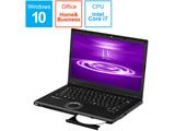 ノートパソコン CF-LV8PDNQR ブラック [14.0型 /intel Core i7 /SSD:512GB /メモリ:8GB /2020年01月モデル]