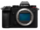 DC-S5-K ミラーレス一眼カメラ LUMIX S5  ブラック  [ボディ単体]