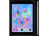 iPad 第6世代 Wi-Fi+Cellular 128GB スペースグレイ MR722JA au