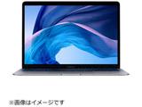 MacBook Air 13インチRetinaディスプレイ USキーボード カスタマイズモデル MRE92JA/A スペースグレイ [Core i5 1.6GHzデュアルコア・メモリ 8GB・SSD 256GB]