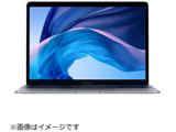 MacBook Air 13インチRetinaディスプレイ MUQT2JA/A スペースグレイ USキーボード [Core i5 1.6GHzデュアルコア・SSD 512GB・メモリ 16GB]