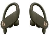 【店頭併売品】 Powerbeats Pro モス MV712PA/A【耐汗耐水】【本体9時間再生】【片耳10g】【スポーツ向け】完全ワイヤレスイヤホン 耳かけカナル型 パワービーツプロ powerbeatspro