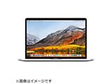 【在庫限り】 MacBookPro Touch Bar搭載・USキーボードモデル MV922JA/A シルバー[Core i7 2.6GHz・15.4インチ・SSD 256GB・メモリ 16GB]