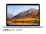 【在庫限り】 MacBookPro 13.3インチ Touch Bar搭載・USキーボードモデル MV992JA/A シルバー [Core i5 2.4GHzクアッドコア・SSD 256GB・メモリ 8GB]